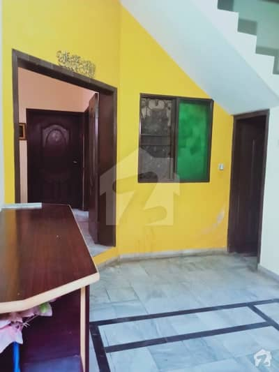 5 Marla Single Storey Furnished House For Sale