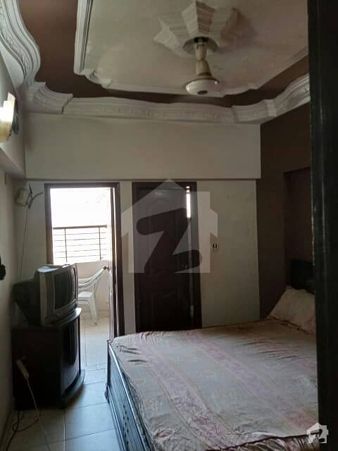 Flat Is Available For Sale Well Maintained