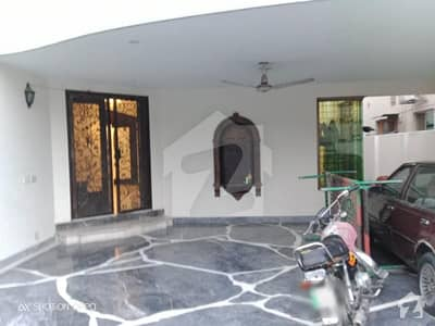 1 Kanal Beautiful Bungalow For Sale At Ideal Location