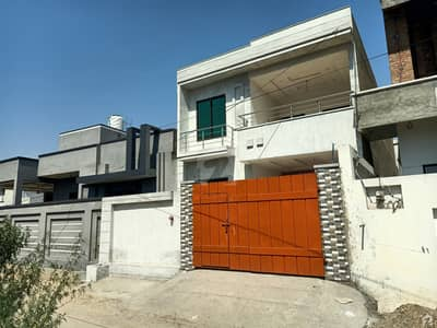 Double Storey House Is Available For Sale In New Model Town Gujrat