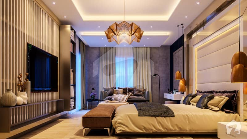 On Installment Of3 Bedrooms Apartment In Bahria Town Karachi