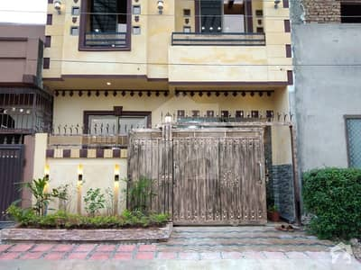 A Beautiful Brand New House For Sale In Ghauri Town Phase 4 - B  Islamabad