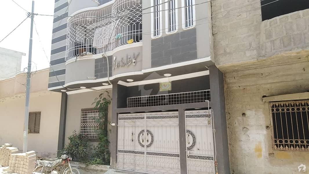 گلستانِِ جوہر ۔ بلاک 9 گلستانِ جوہر کراچی میں 6 کمروں کا 5 مرلہ مکان 2 کروڑ میں برائے فروخت۔
