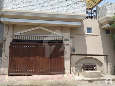 Single Storey House Is Available For Sale In Nemat Colony No 2