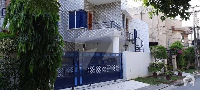 13 Marla Corner Double Storey House For Sale Near Doctor Hospital