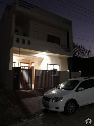 Brand New House In Naval Anchorage - Block G Islamabad