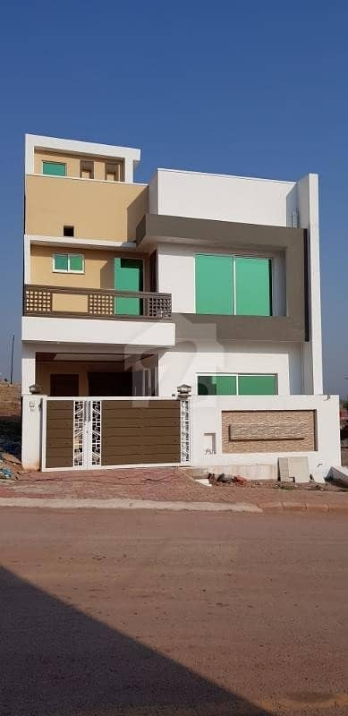 Prime Location 5 Marla 3 Bedrooms Brand New House For Sale In Bahria Enclave Islamabad Sector H