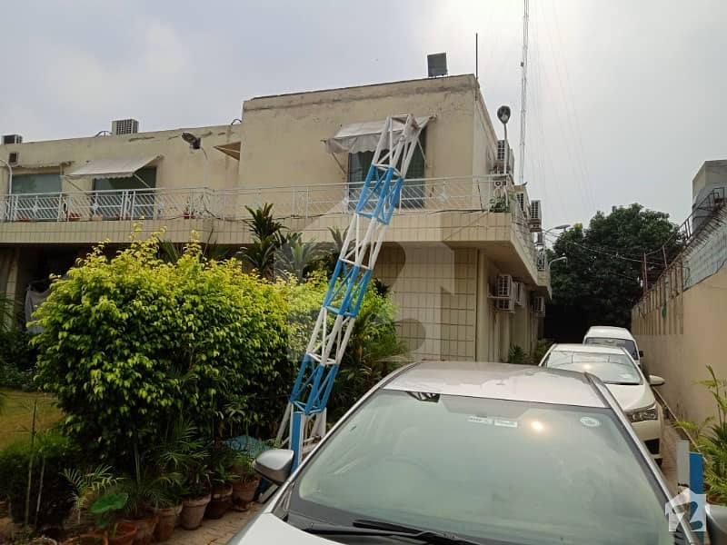 4 Kanal  Office Use House For Rent In Shadman Gor Gulberg Lahore