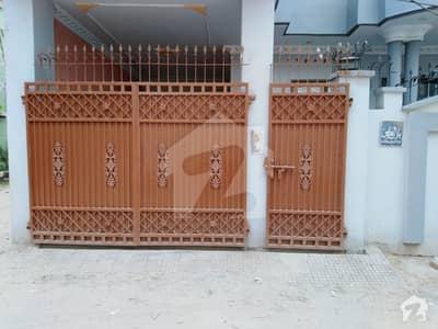 10 Marla Double Storey Corner House For Sale In Zakaria Town Multan