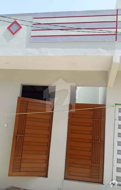 Single Storey House Is Available For Sale In Gulistan E Johar Block 9