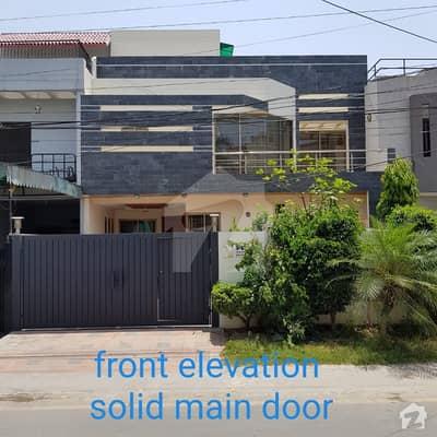 نیو مسلم ٹاؤن - بلاک سی نیو مسلم ٹاؤن لاہور میں 5 کمروں کا 11 مرلہ مکان 3.5 کروڑ میں برائے فروخت۔