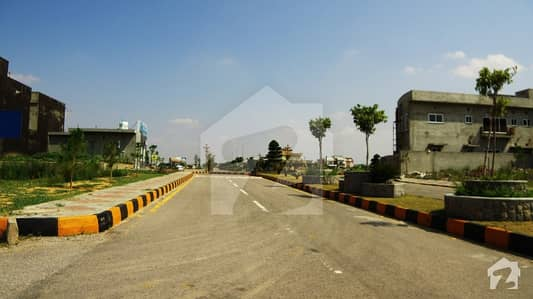 Well-located 10-Marla Residential Plot For Sale In CDA Sector F-17 Islamabad
