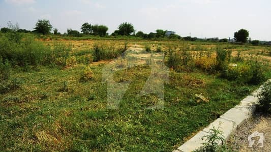 7-Marla Residential Plot For Sale In CDA Sector F-17 Islamabad