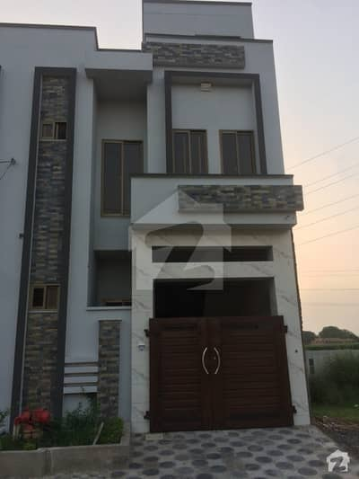 3.25 marla House In Stunning Lahore - Sheikhupura - Faisalabad Road Is Available For Sale