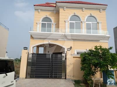 5 Marla Brand New House For Urgent Sale In Dha 9 Town Lahore