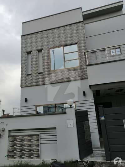 Block A 7 Marla House For Rent