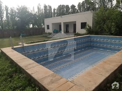 4 Kanal Furnished Farm House For Rent