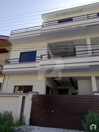 5 Marla Double Unit House Is Available At Good Location