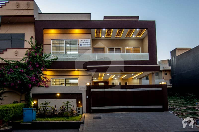 Brand New House Of 8 Marla In Islamabad
