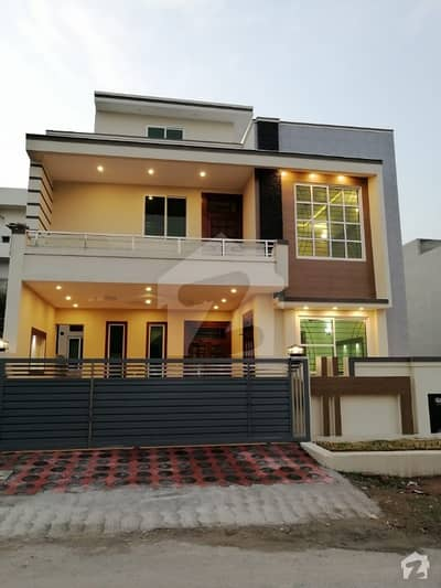 Double Story House For Sale In Cbr Town Phase1 Islamabad