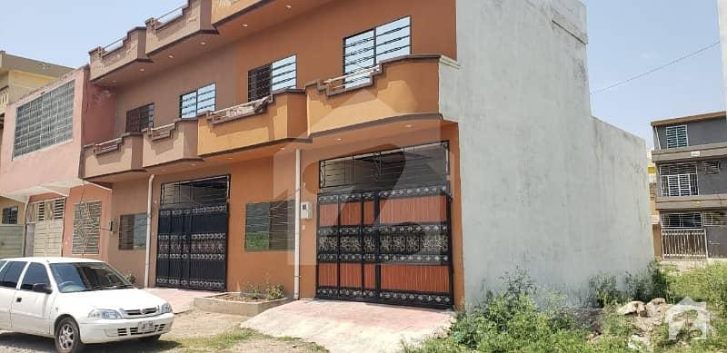 کورال ٹاؤن اسلام آباد میں 3 کمروں کا 3 مرلہ مکان 54 لاکھ میں برائے فروخت۔