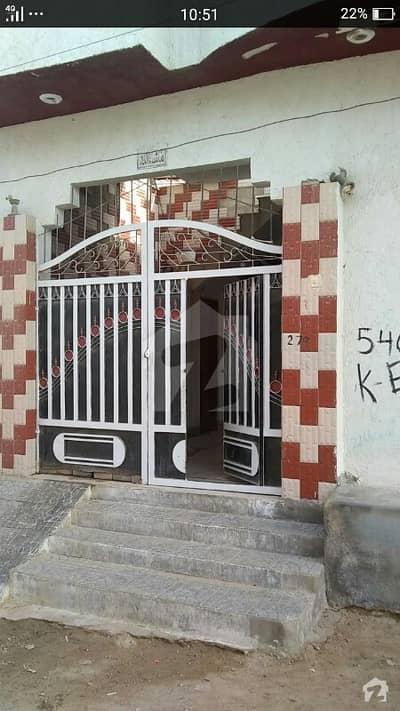House For Sale In  Hassan Brohi Goth New Layari Khuda Ke Basti
