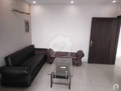 Furnished Flat Available For Sale