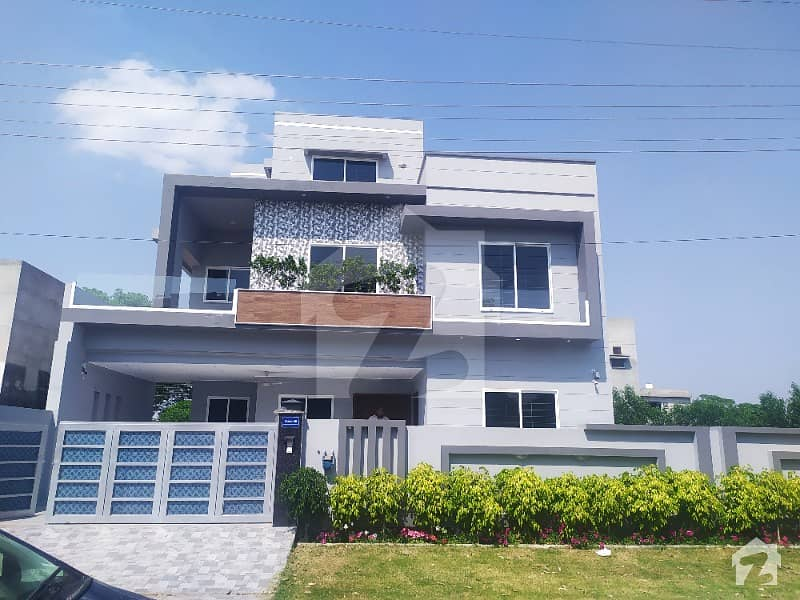 5 Marla Brand New Luxury House For Sale At Wapda City Canal Road Faisalabad