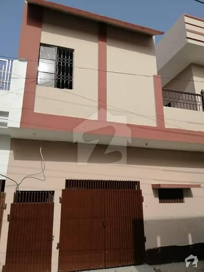 6.5 Marla Double Storey House For Sale In Posh Area Of Satellite Town Bahawalpur.