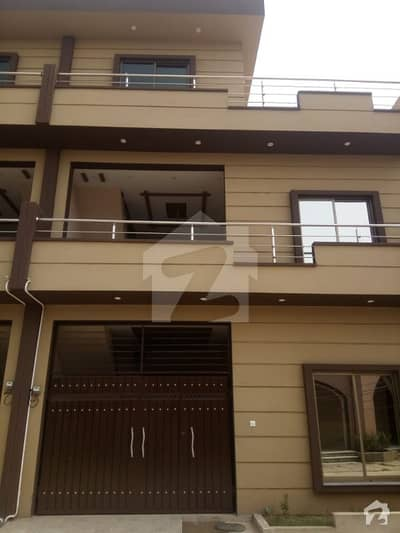 5 Marla Double Storey House For Sale In Ghous Garden Phase 4