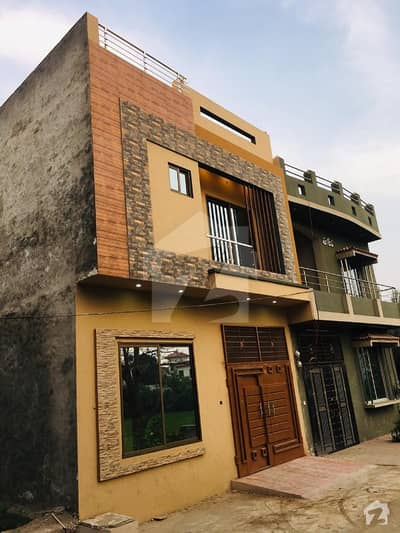 3 Marla Double Storey House In Lahore Medical Scheme