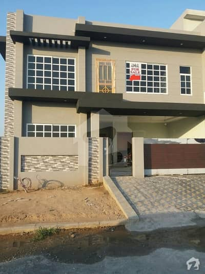 Corner Brand New House Is Available For Sale