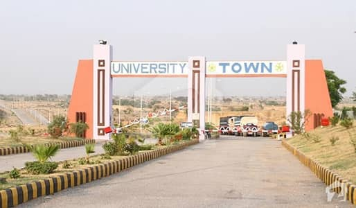 Residential Plot Is Available For Sale In University Town - Block C