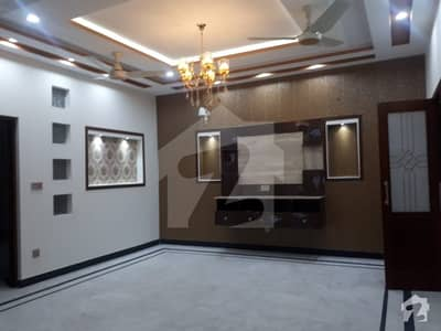 10 Marla 2 Bed Superb Lower Portion (upper Locked) In Wapda Town