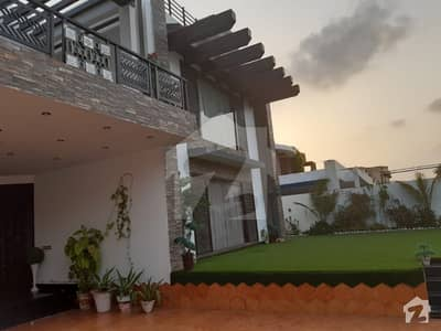 Outstanding Bungalow Is Available For Sale For Taste Full People