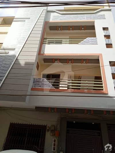Ground 2 West Open House Is Available For Sale In Gulshan-E-Iqbal Block 1, Block 2