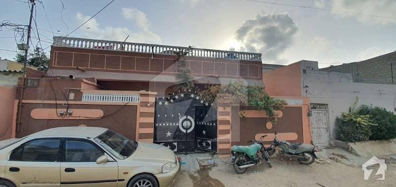 کورنگی کراچی میں 4 کمروں کا 10 مرلہ مکان 1.85 کروڑ میں برائے فروخت۔
