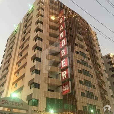 صنوبر ٹوِن ٹاور سعدی روڈ کراچی میں 3 کمروں کا 8 مرلہ فلیٹ 31 ہزار میں کرایہ پر دستیاب ہے۔