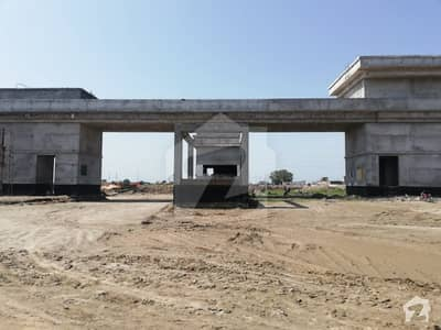 4 Marla Commercial Plot File For Sale Army Allotted