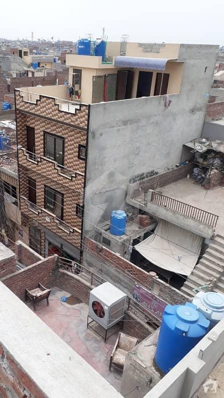 Brand New 3 Marla Upper Portion For Rent In Nishtar Colony Near Ferozpur Road