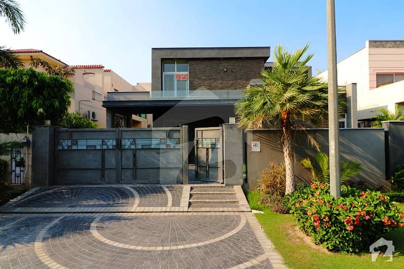1 Kanal Brand New Luxury Stunning Bungalow For Sale In Dha Phase 6