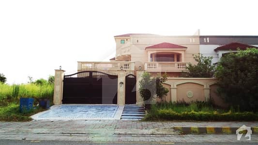 1-Kanal House In Block D Naval Anchorage Islamabad With Excellent Architecture