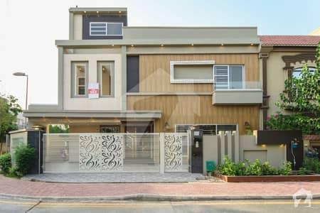 Corner Location 12 Marla Modern Design House For Sale