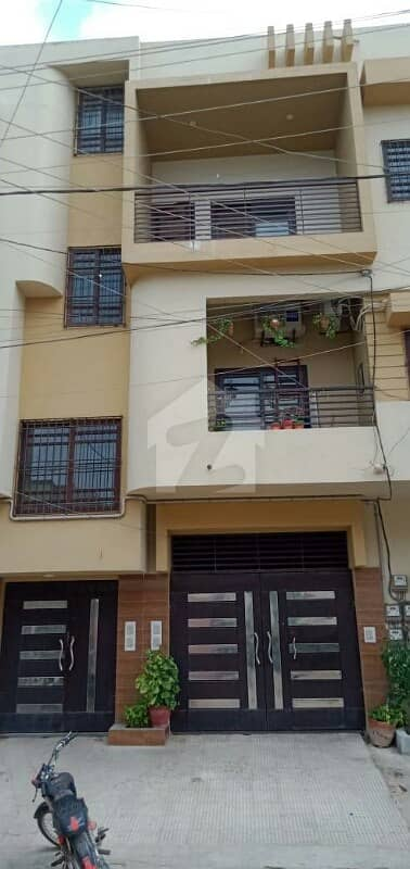 Portion Is Available For Sale With Roof Terrace