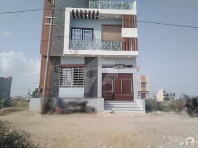 Ground   1st Floor Bungalow Is Available For Sale