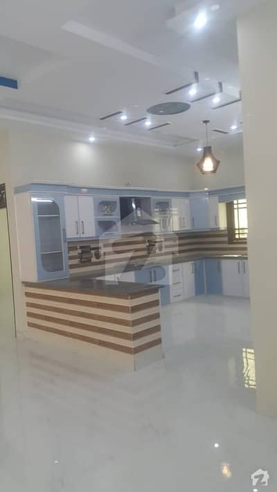 Brand New 400 Yards House For Sale In G 1 Gulistan E Jauhar Vip Block 15