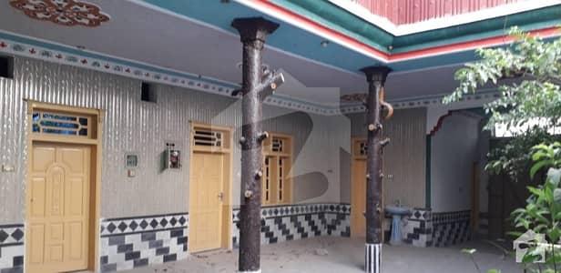 چارسدہ روڈ پشاور میں 6 کمروں کا 10 مرلہ مکان 75 لاکھ میں برائے فروخت۔