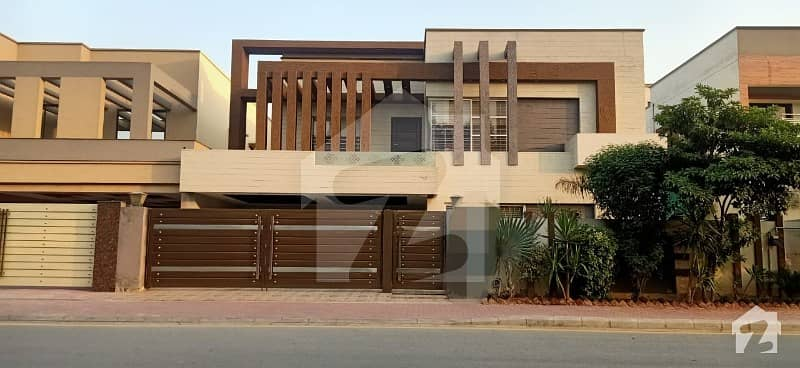 1 Kanal House For Sale In Overseas B Block Bahria Town Lahore
