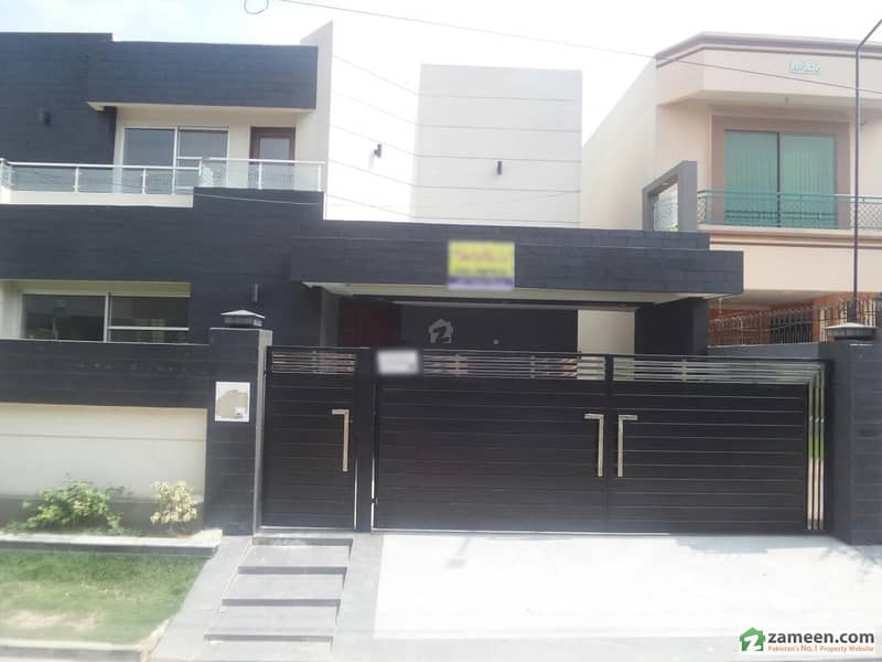 House For Sale In PIA Housing Scheme - Block B1