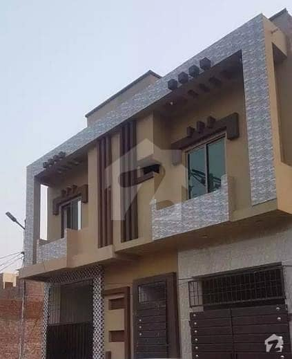 House Is Available For Sale On Sheikhupura Road Bilal City